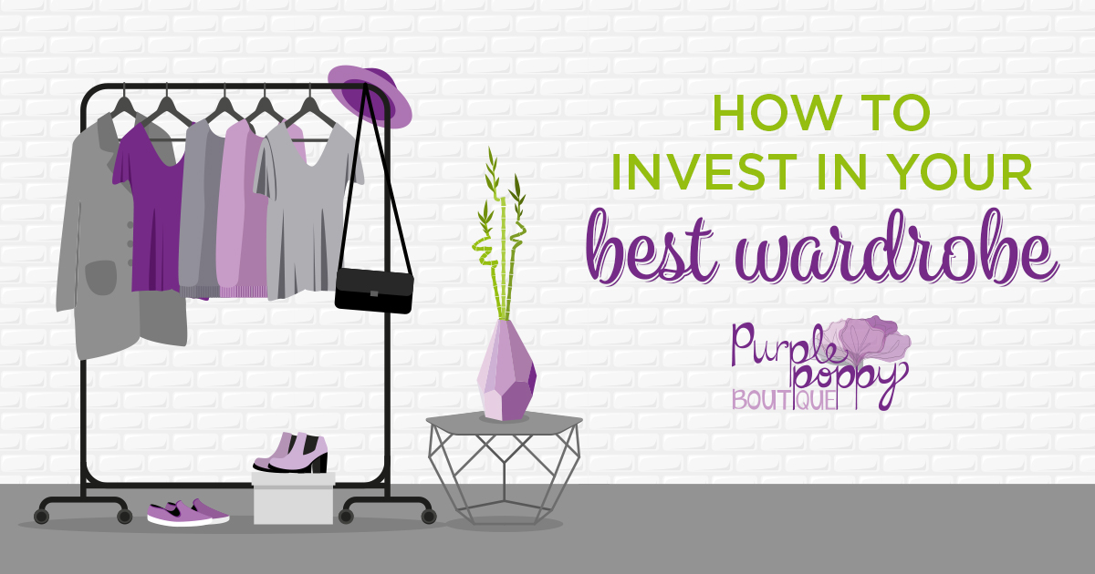 How to Invest in Your Best Wardrobe Graphic